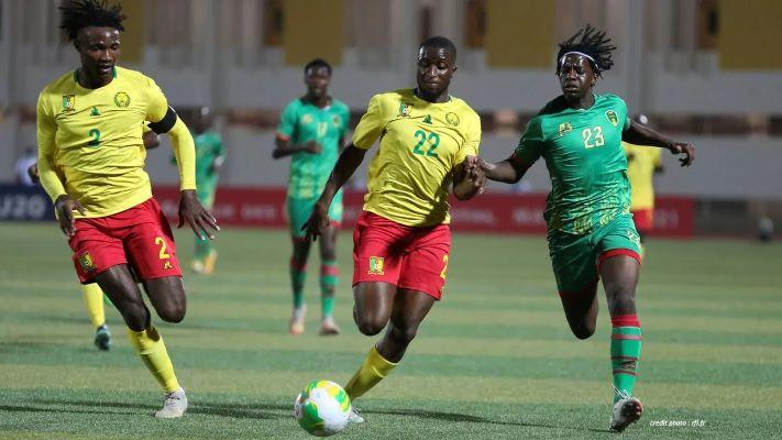 FOOTBALL – CAN JUNIORS 2021 : VICTOIRE DES LIONCEAUX DU CAMEROUN EN MATCH D'OUVERTURE.