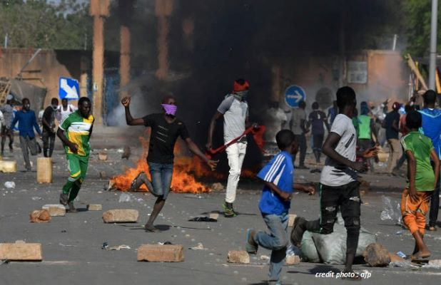 NIGER  – PRÉSIDENTIELLES : DES TENSIONS PERSISTENT, 03 JOURS APRÈS LES RÉSULTATS.