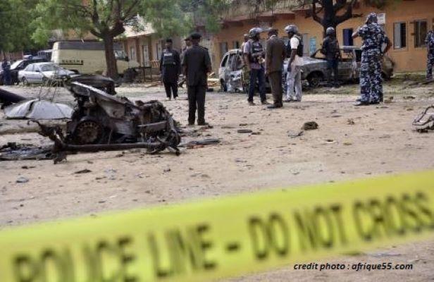 NIGERIA – TERRORISME : TIRS D'OBUS DANS LA VILLE DE MAIDUGURI.