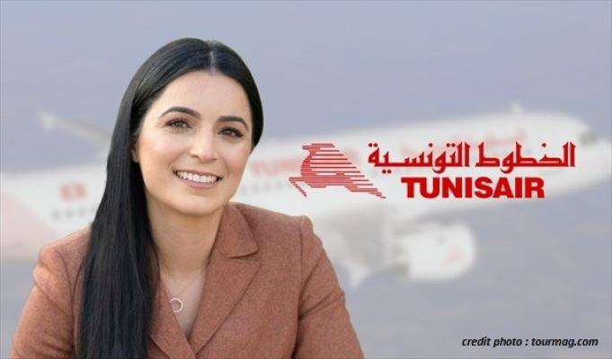 TUNISIE : OLFA HAMDI, PDG DE TUNISAIR, LIMOGÉE DEUX MOIS SEULEMENT APRÈS SA NOMINATION.