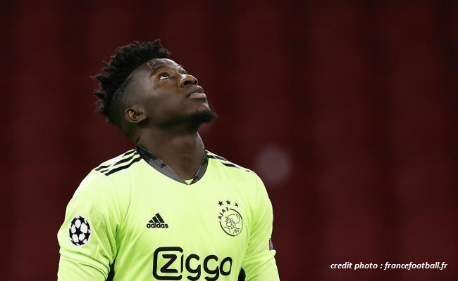 FOOTBALL – SUSPENSION D'ANDRÉ ONANA : CE QUI S'EST PASSÉ.