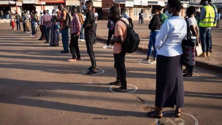 GESTION DE LA COVID-19 : LE RWANDA MEILLEUR PAYS AFRICAIN.