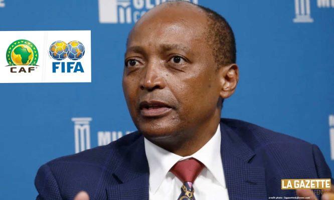 FOOTBALL – PRÉSIDENCE DE LA CAF : LE SUD-AFRICAIN PATRICE MOTSEPE DÉSORMAIS SEUL CANDIDAT.