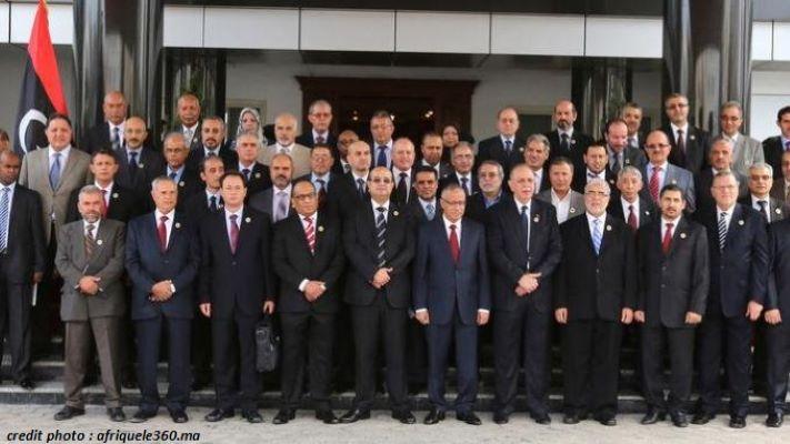 LIBYE : APRÈS 06 ANS DE DIVISIONS, LE PAYS SE DOTE ENFIN D'UN GOUVERNEMENT.