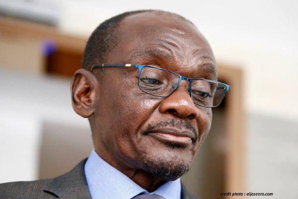 ZIMBABWE : DÉMISSION DU VICE-PRÉSIDENT, ACCUSÉ DE HARCÈLEMENT SEXUEL.