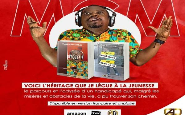 CAMEROUN – MARTIN CAMUS MIMB : UN LIVRE COMME HÉRITAGE À LA JEUNESSE EN DIFFICULTÉ …