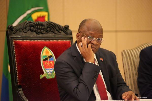TANZANIE : LE PRÉSIDENT JOHN MAGAFULI EST MORT.