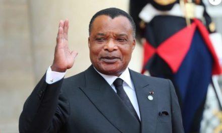"""CONGO – BRAZZAVILLE : UN NOUVEAU MANDAT POUR """"L'EMPEREUR"""" DENIS SASSOU NGUESSO."""