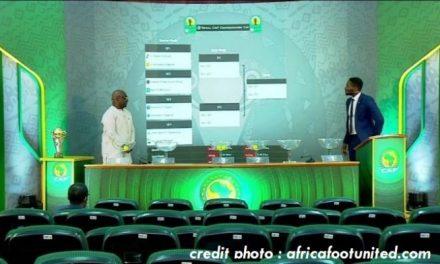 FOOTBALL – CAF : LE TIRAGE COMPLET DES QUARTS DE FINALE DES COUPES AFRICAINES DE CLUBS.