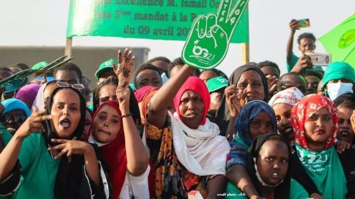 DJIBOUTI – PRÉSIDENTIELLES : JOUR DE VOTE.