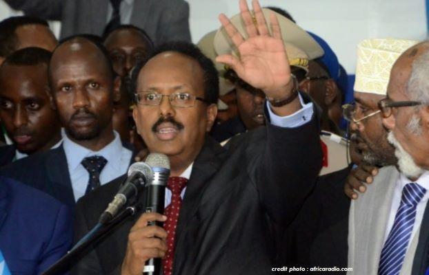 SOMALIE : LE MANDAT DU PRÉSIDENT FARMAAJO PROLONGÉ DE DEUX ANS.
