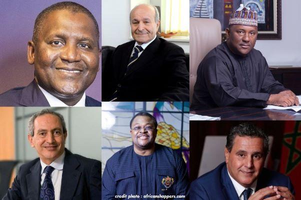 CLASSEMENT FORBES 2021 : L'AFRIQUE COMPTE 18 MILLIARDAIRES.