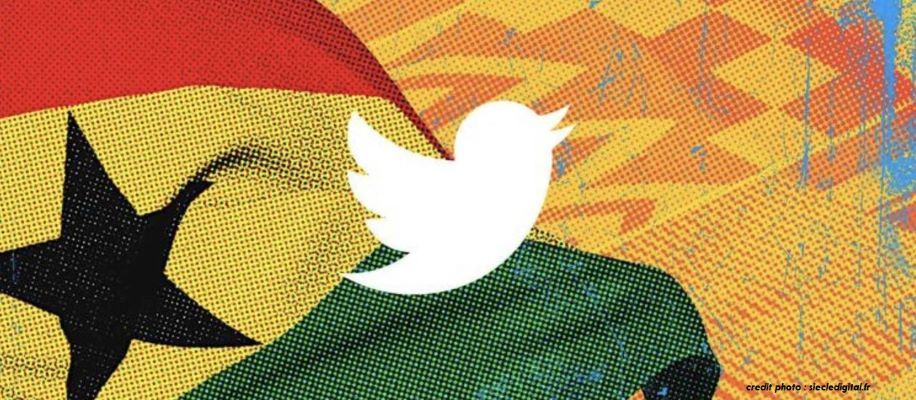 GHANA : TWITTER INSTALLE SON QUARTIER GÉNÉRAL AFRICAIN.