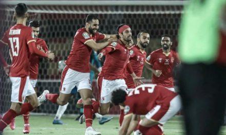 CAF CHAMPIONS LEAGUE – QUARTS ALLER : LE TENANT AL AHLY A UN PIED EN DEMI-FINALES.