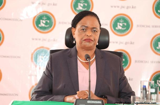 KENYA : UNE FEMME AUX COMMANDES DE LA COUR SUPRÊME