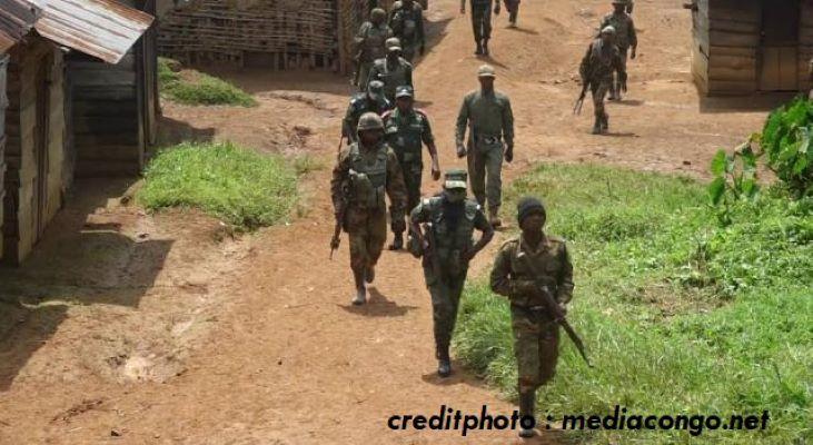 """RDC : PLACE À UN """"GOUVERNEMENT MILITAIRE"""" EN ITURI ET AU NORD-KIVU."""