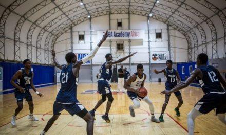 "BASKETBALL : AVEC LA ""NBA AFRICA"", LA NBA LANCE SA CONQUÊTE DE L'AFRIQUE."