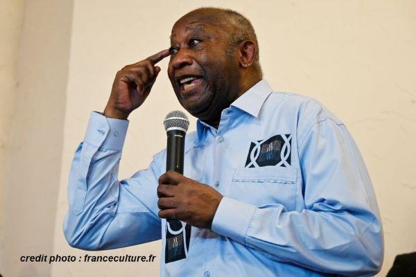 CÔTE D'IVOIRE : LES PREMIERS MOTS DE LAURENT GBAGBO APRÈS SON RETOUR.