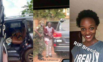OUGANDA : ATTAQUE CONTRE LE GÉNÉRAL EDWARD WAMALA, SA FILLE TUÉE.
