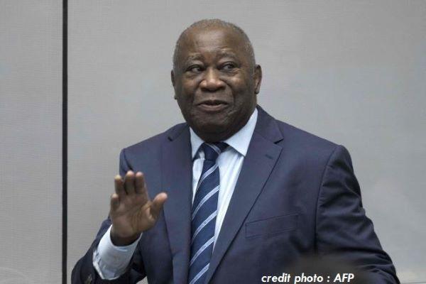 """CÔTE D'IVOIRE : ATTENDU LE 17 JUIN, LAURENT GBAGBO SERA PORTEUR D'UN """"MESSAGE DE RÉCONCILIATION""""."""