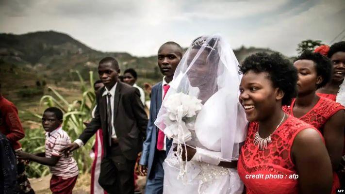 RWANDA – COVID-19 : LES MARIAGES DÉSORMAIS SUSPENDUS.