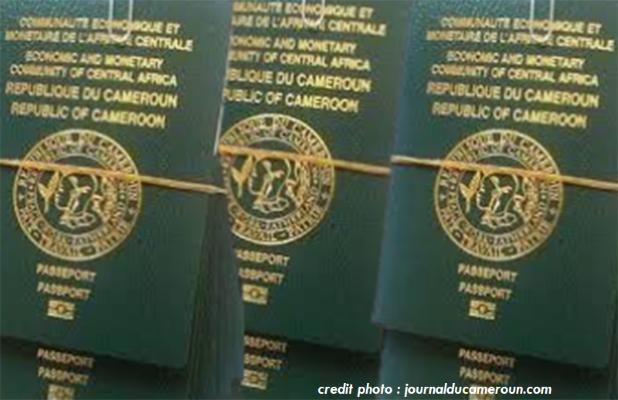 CAMEROUN : LE PASSEPORT DE PLUS EN PLUS CHER…