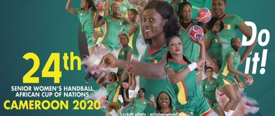 CAMEROUN – CAN FÉMININE DE HANDBALL 2021 : LES AFFICHES DES QUARTS.