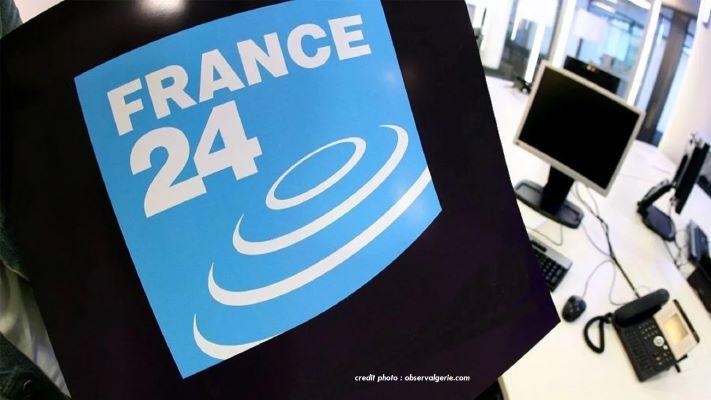 ALGÉRIE : RETRAIT DE L'ACCRÉDITATION DE FRANCE 24.