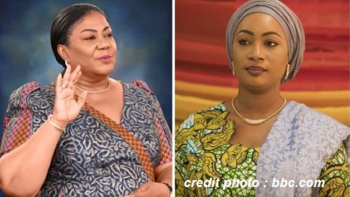 GHANA : LE SALAIRE OCTROYÉ AUX PREMIÈRES DAMES DÉCHAÎNE L'OPINION…