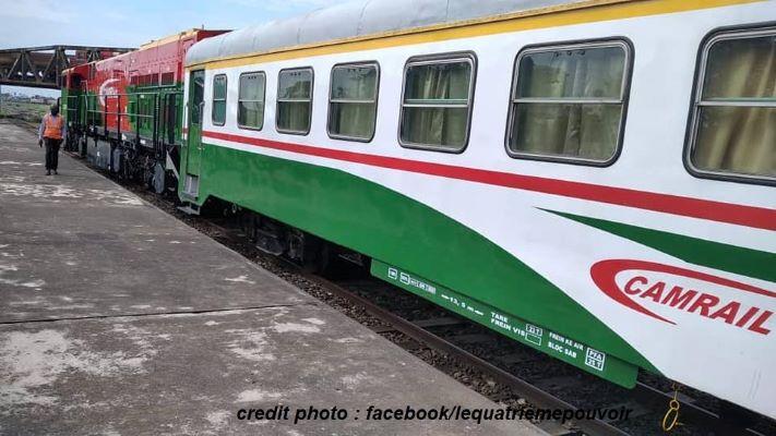 """CAMEROUN : LE """"TRAIN EXPRESS"""" DE CAMRAIL SUR LES RAILS …"""