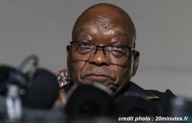 AFRIQUE DU SUD : LA COUR CONSTITUTIONNELLE MET EN DÉLIBÉRÉ LE JUGEMENT DE JACOB ZUMA.