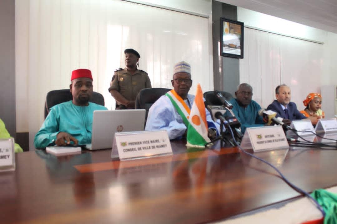 niger : 2000 milliards de fcfa pour moderniser la capitale niamey.