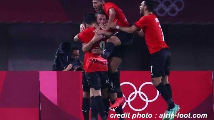 JO TOKYO 2020 – FOOTBALL : LA CÔTE D'IVOIRE ET L'ÉGYPTE EN QUARTS DE FINALE.