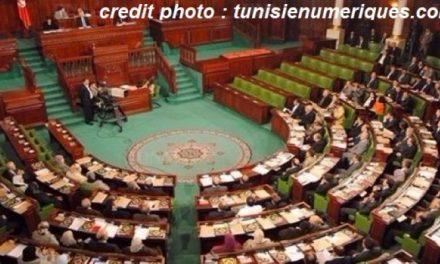 TUNISIE : DES DÉPUTÉS MIS AU ARRÊTS.