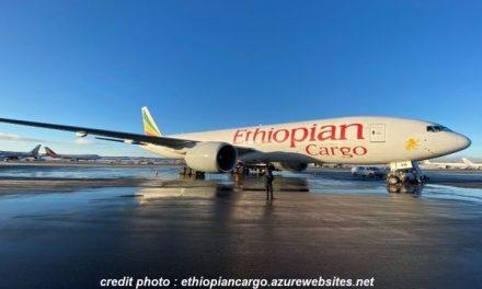 ÉTHIOPIE : ETHIOPIAN AIRLINES OUVRE UN CENTRE DE CONVERSION D'AVIONS PASSAGERS EN CARGO.