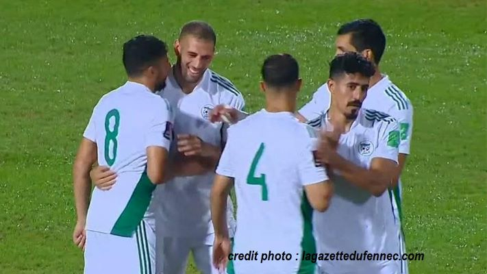 FOOTBALL – ÉLIMINATOIRES COUPE DU MONDE 2022 : L'ALGÉRIE EXPLOSE LE DJIBOUTI.
