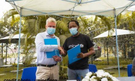 rd congo : lokua kanza nommé à son tour ambassadeur de l'unicef.