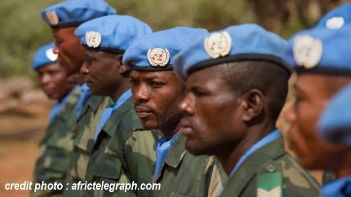 CENTRAFRIQUE : L'ONU RAPATRIE TOUT LE CONTINGENT GABONAIS DE LA MINUSCA.