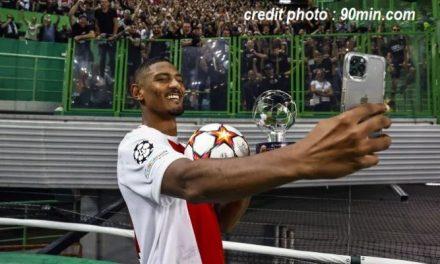FOOTBALL : ILS ONT CARTONNÉ EN LIGUE DES CHAMPIONS EUROPÉENNE.