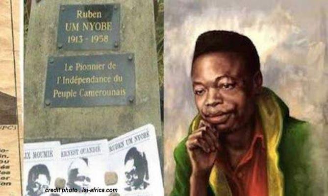 CAMEROUN : IL YA 63 ANS, RUBEN UM NYOBÈ ÉTAIT ASSASSINÉ PAR L'ARMÉE FRANÇAISE…
