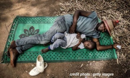 NIGÉRIA : le congé de paternité adopté.