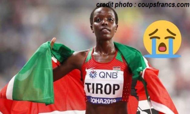 kenya : qui a tué l'athlète Agnes Tirop ?
