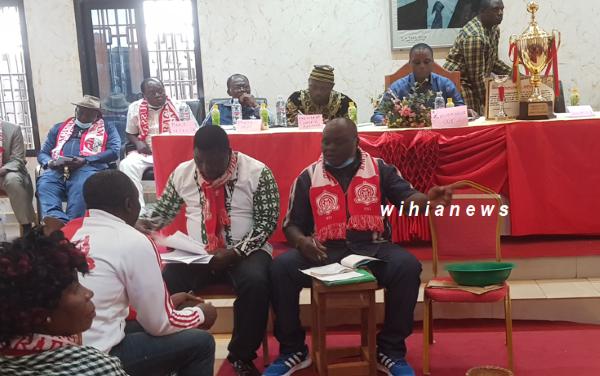 CAMEROUN – FOOTBALL : LES AMBITIONS DU RACING FC DE BAFOUSSAM…